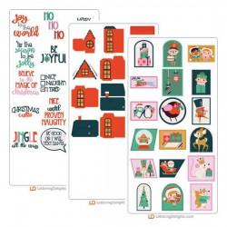 Santa's Workshop - Cut Bundle