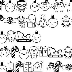DB Kawaii Christmas - DB