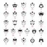 DB Kawaii Christmas - Animal Ornaments - DB -  - Sample 2