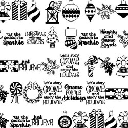 DB Christmas Gnomes - Accents - DB