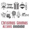DB Christmas Gnomes - Accents - DB -  - Sample 1