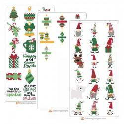 Christmas Gnomes - Cut Bundle
