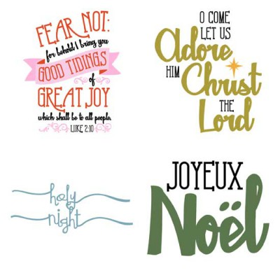 Holy Night - Phrases - GS