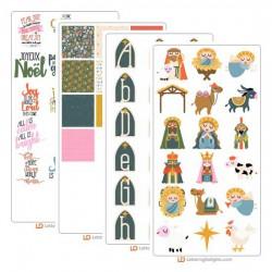 Holy Night - Graphic Bundle