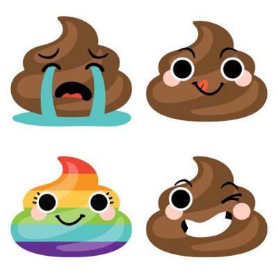 2020 Survivor - Poop Emojis - GS