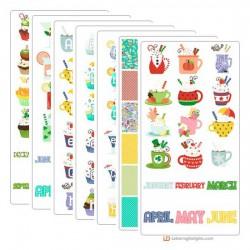 Calendar - Graphic Bundle