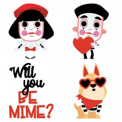 Will You Be Mime - CS