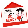 Will You Be Mime - CS -  - Sample 1