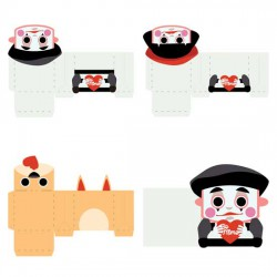 Will You Be Mime - CP