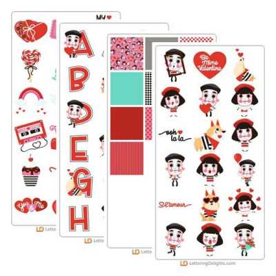 Will You Be Mime - Graphic Bundle