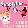 ZP Simpleton 3d - FN -  - Sample 2