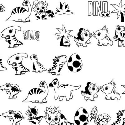 DB Little Dinos - DB