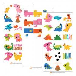 Little Dinos - Cut Bundle