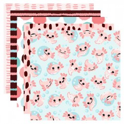 Happy Axolotl - PP