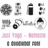 DB Just Yoga - Namaste - DB -  - Sample 2