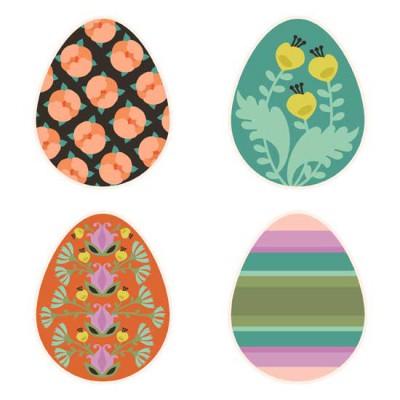 Spring Rhapsody - Eggs - GS
