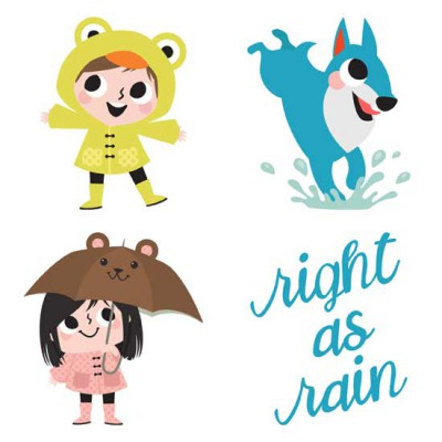 Singing In The Rain - GS