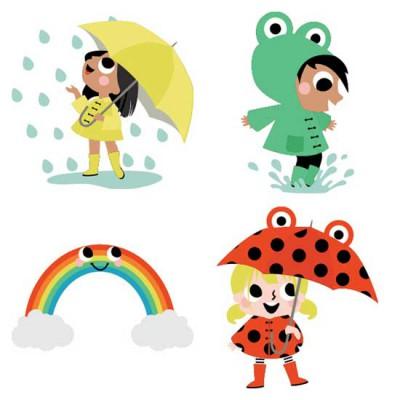 Singing In The Rain - CS
