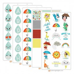 Singing In The Rain - Graphic Bundle