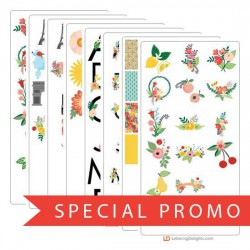 Pretty Posies - Promotional Bundle