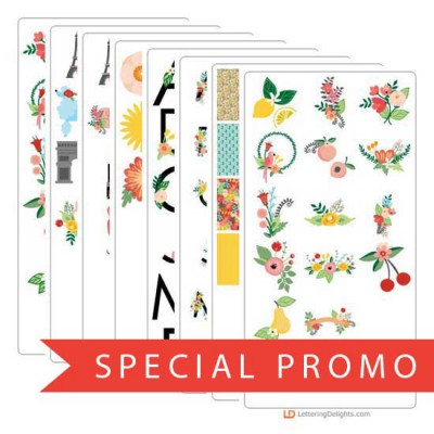 Pretty Posies - Promotional Bundle