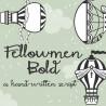 PN Fellowmen Bold - FN -  - Sample 2