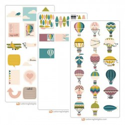 Up And Away - Cut Bundle