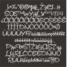 ZP Jackrabbit Stencil - FN -  - Sample 4