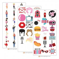 Fabulous Fifties - Cut Bundle