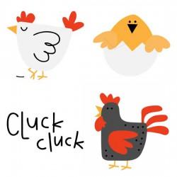 Mother Hen - Chicken Little - GS