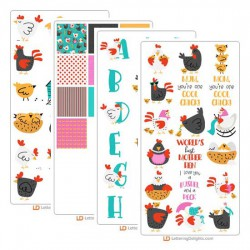 Mother Hen - Graphic Bundle