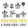 DB Kutie Koala - Party - DB -  - Sample 1