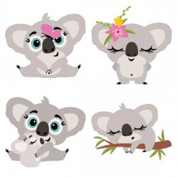 Kutie Koala - CS