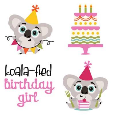 Kutie Koala - Party - GS