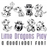 DB Little Dragons - Play - DB -  - Sample 1