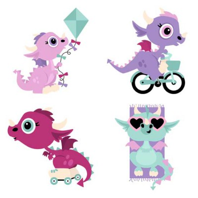 Little Dragons - Play - GS