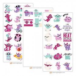 Little Dragons - Cut Bundle