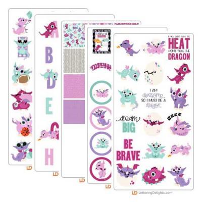 Little Dragons - Graphics Bundle