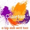PN Colorfast - FN -  - Sample 2