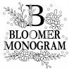 PN Bloomer Monogram - FN -  - Sample 2
