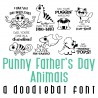 DB Punny Father's Day - Animals - DB -  - Sample 1