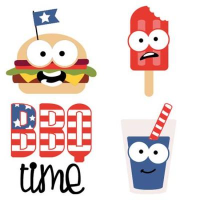 Happy Americana - Cookout - CS