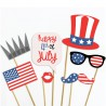 Happy Americana - Photo Props - CP -  - Sample 1
