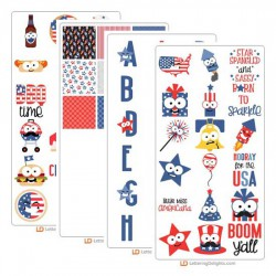 Happy Americana - Graphic Bundle