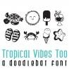 DB Tropical Vibes - Too - DB -  - Sample 1