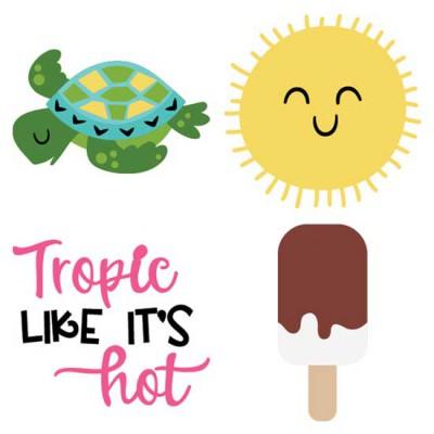 Tropical Vibes - Too - CS
