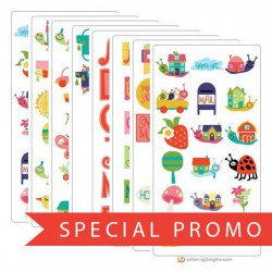 Snips, Snails and Turtle Tales - Promotional Bundle