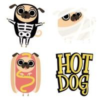 Pug Life - Halloween - GS