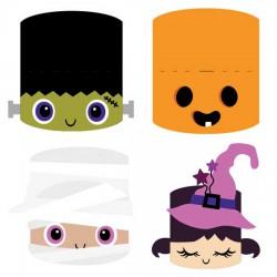 Halloween Sweeties - Bag Toppers - CP