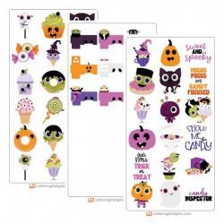 Halloween Sweeties - Cut Bundle